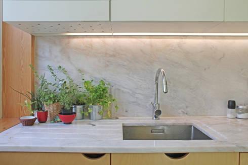 Cozinha:   por SAMF Arquitectos