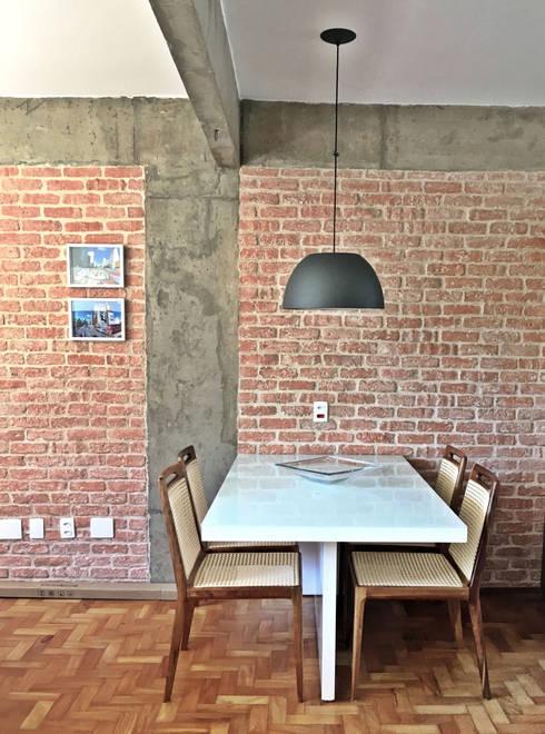 Dining room by MANAA ARQUITETURA