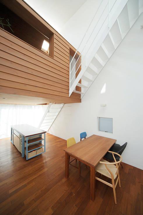 ห้องทานข้าว by こぢこぢ一級建築士事務所