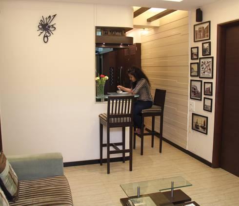 Kemps Corner: modern Living room by Elevate Lifestyles