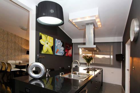 PH 525: Cocinas de estilo moderno por Arq Renny Molina