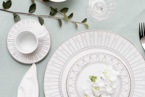 Allegro: Cozinha  por Porcel - Indústria Portuguesa de Porcelanas, S.A.