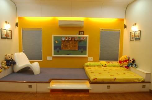 Kids room: modern Nursery/kid's room by Image N Shape
