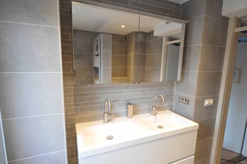 Badkamer referentie Alkmaar - AGZ badkamers en sanitair door AGZ ...