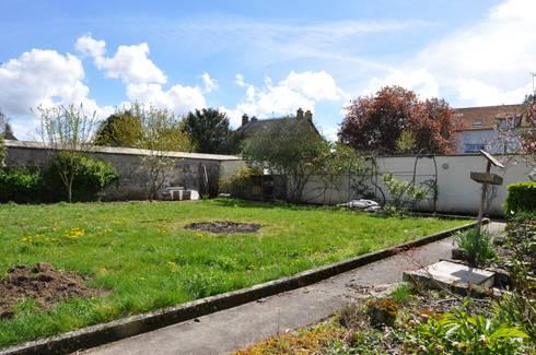 Jardin fontenay le vicomte 91 projet en cours par sophie durin empreinte paysag re homify - Vive le jardin fontenay le comte ...
