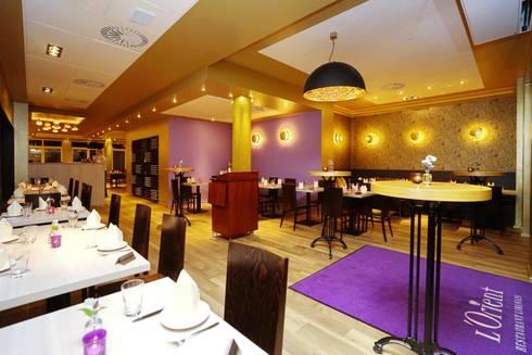 Restaurant L´Orient - Hamburg-Bahrenfeld von Bellmann Interior GmbH ...