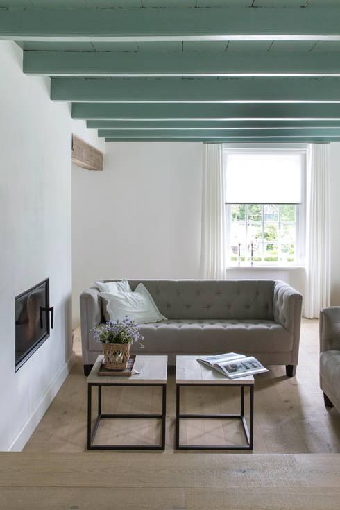 Projekty,  Salon zaprojektowane przez Brand BBA I BBA Architecten