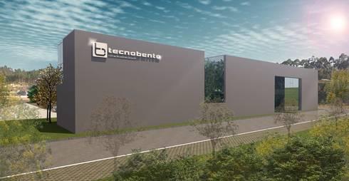 Tecnobento Lda:   por Ar Studio Architects