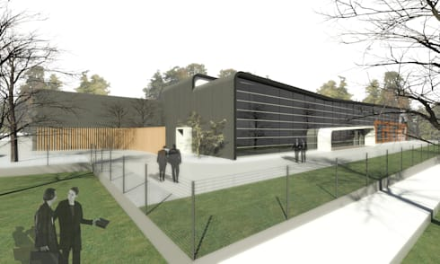 CATARI – Indústria de equipamentos metálicos SA:   por Ar Studio Architects