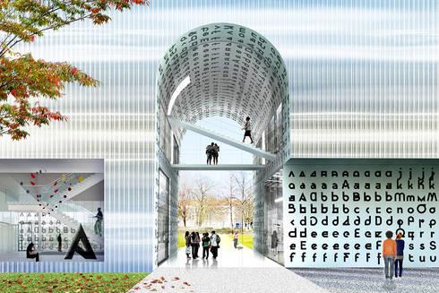 bauhaus museum dessau von matter b ro f r architektur und st dtebau homify. Black Bedroom Furniture Sets. Home Design Ideas