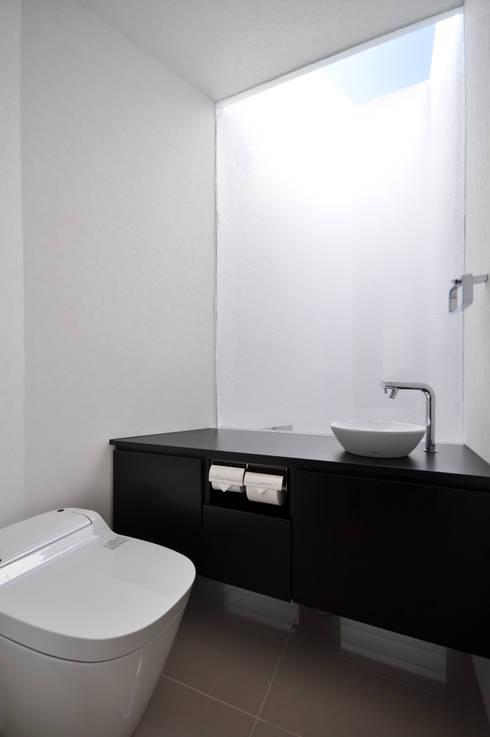 門一級建築士事務所의  욕실