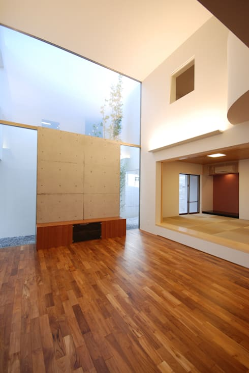 門一級建築士事務所의  거실