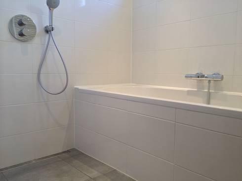 inspiratie voor douche door AGZ badkamers en sanitair | homify