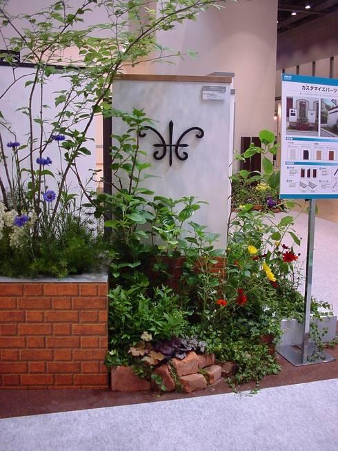 Jardines de estilo  por (有)ハートランド