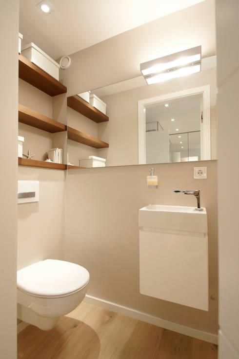 حمام تنفيذ Bettina Wittenberg Innenarchitektur -stylingroom-