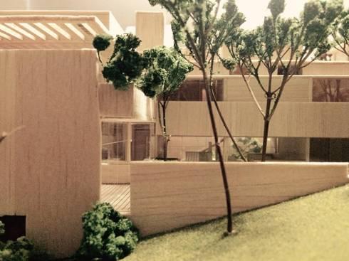 MAQUETA 2:  de estilo  por 75 Arquitectura