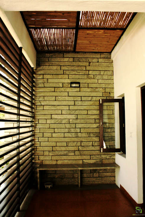 Terrazas de estilo  por de square