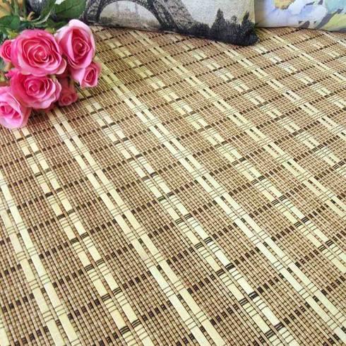 La alfombra perfecta cuando el bamb y el hilo se juntan for Alfombra costo