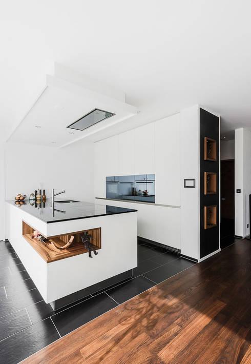 Cuisine de style  par Hunkeler Partner Architekten AG