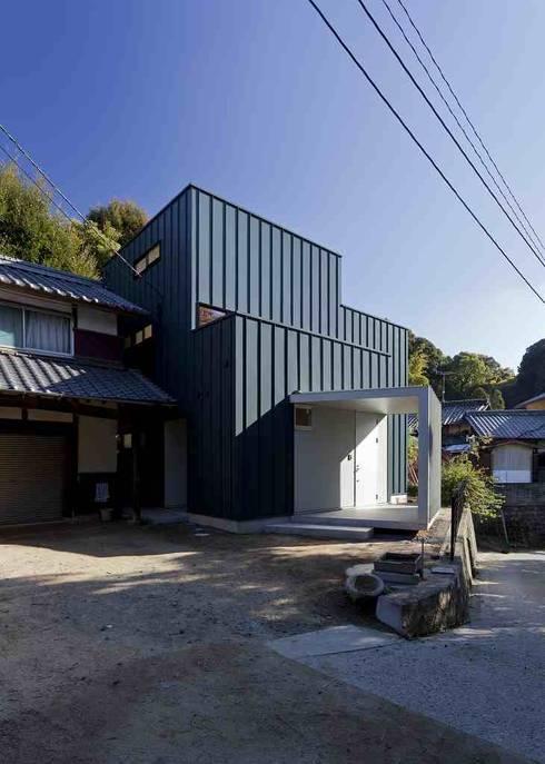 長井建築設計室의  주택