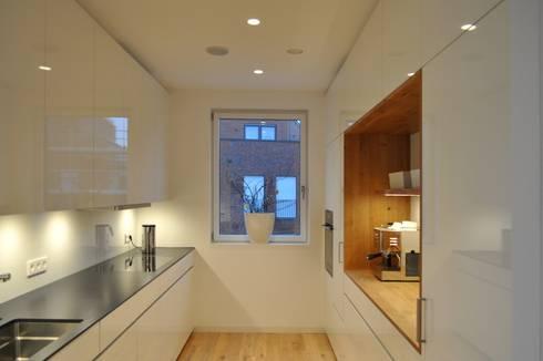 küche nach maß in ahaus by klocke möbelwerkstätte gmbh | homify, Kuchen