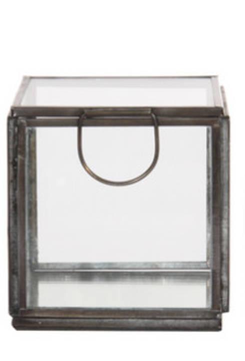 Caixa de vidro Media 1: Casa  por Manuela Bento Decor