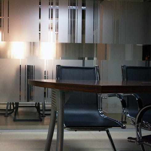 The Highland House - RIMA Arquitectura: Estudios y oficinas de estilo moderno por RIMA Arquitectura