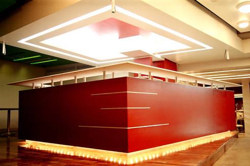 Ponte Almeja - RIMA Arquitectura: Comedores de estilo moderno por RIMA Arquitectura