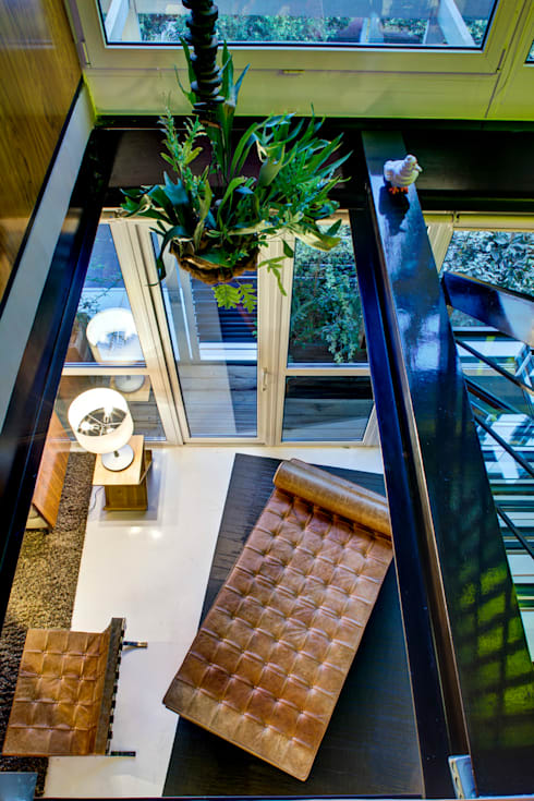 Rosedal - RIMA Arquitectura: Salas de estilo moderno por RIMA Arquitectura