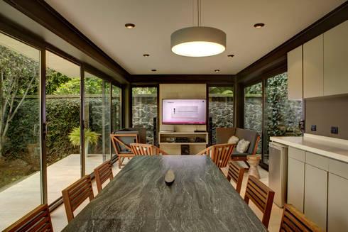 Casa Lava - RIMA Arquitectura: Comedores de estilo moderno por RIMA Arquitectura