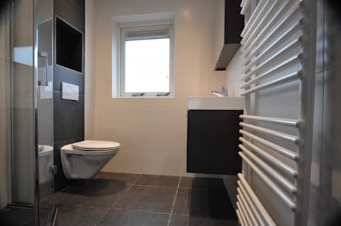 badkamer referentie Haarlem door AGZ badkamers en sanitair | homify