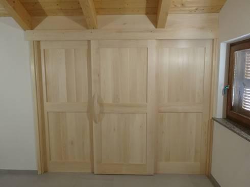 cabina armadio ed altri mobili per interni par Mobili Pellerej di ...
