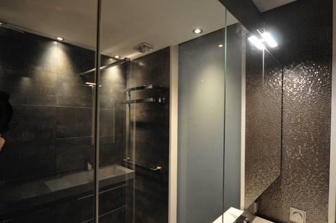 Kleine Badkamer Amsterdam : Stijlvolle kleine badkamer in amsterdam von agz badkamers en