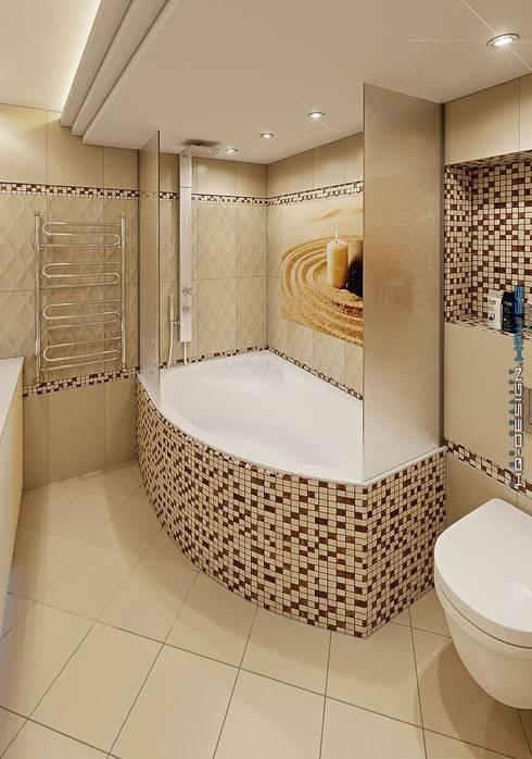 Badkamer door hq-design