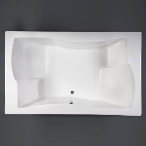 Badewannen für 2 Personen von T&R Design GmbH | homify | {Badewanne 2 personen maße 63}