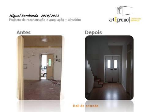 Projecto Miguel Bombarda:   por Arteprumo, LDA