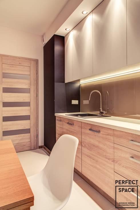 Cocinas de estilo  por Perfect Space