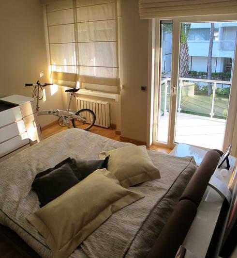 dga – Kınalıada'da bir Ev:  tarz Yatak Odası