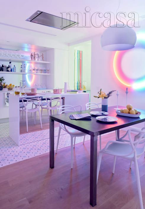 Cocinas de estilo  por Dimensi-on