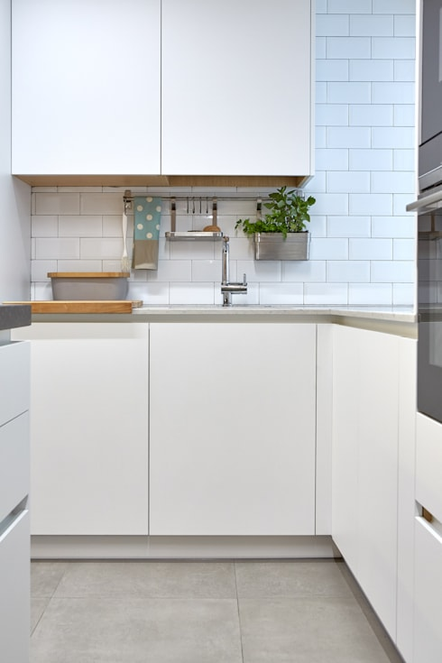 scandinavian Kitchen by Dimensi-on