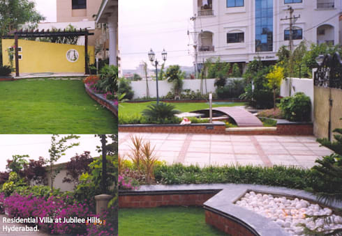 various Residential: classic Garden by iammies Landscapes
