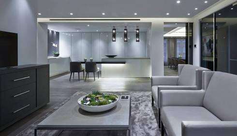 Crestron Showroom Chelsea Harbour Design Centre London By Crestron Homify