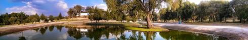 Corredor Biológico Urbano:  de estilo  por CCA arquitectos