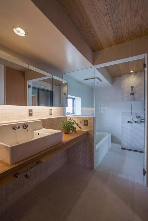 Projekty,  Łazienka zaprojektowane przez ATELIER N