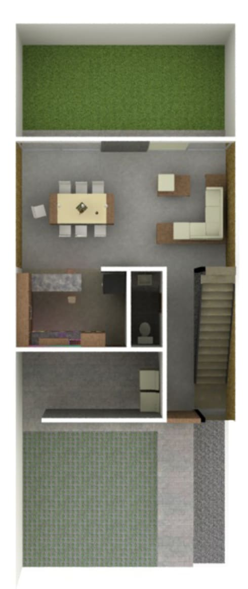 CASA CENTENO 2:  de estilo  por CCA|arquitectos