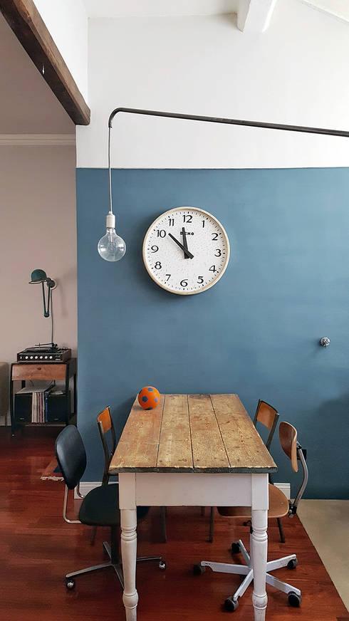 Salas de jantar  por Mohamed Keilani Architect