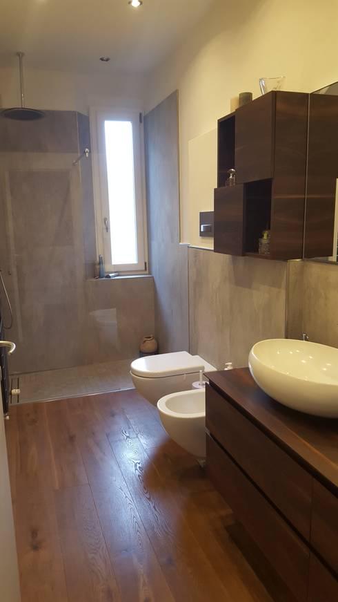 حمام تنفيذ studio di architettura cinzia besana