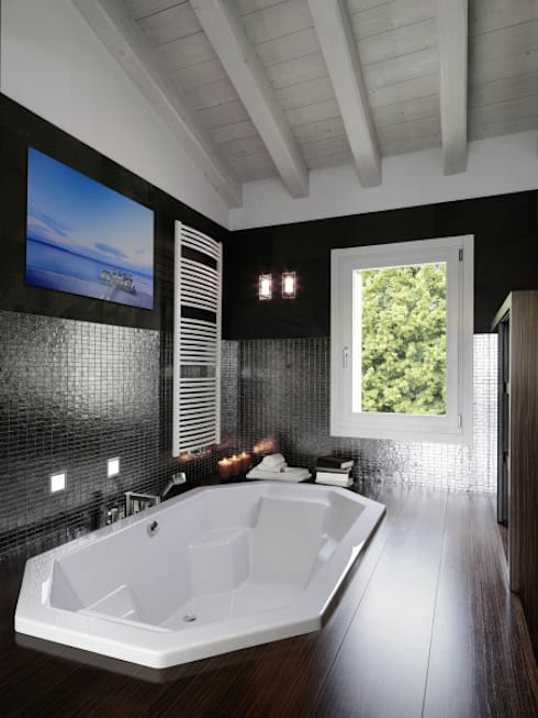 modern Bathroom by T&R Design GmbH