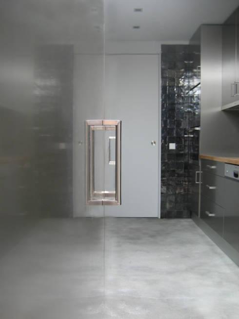 Cozinha: Cozinhas modernas por GRAU.ZERO Arquitectura