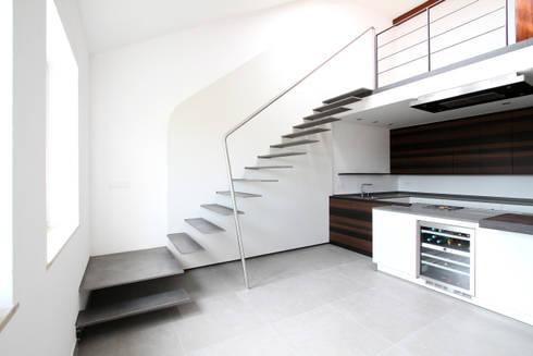 Hängele Küche dachumbau architekt armin hägele homify
